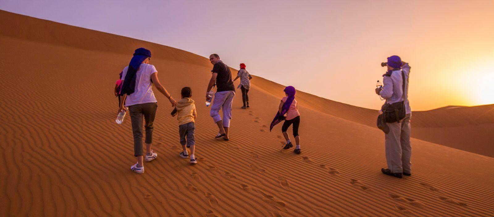Marokko Family Journey: Von antiken Souks in die Sahara
